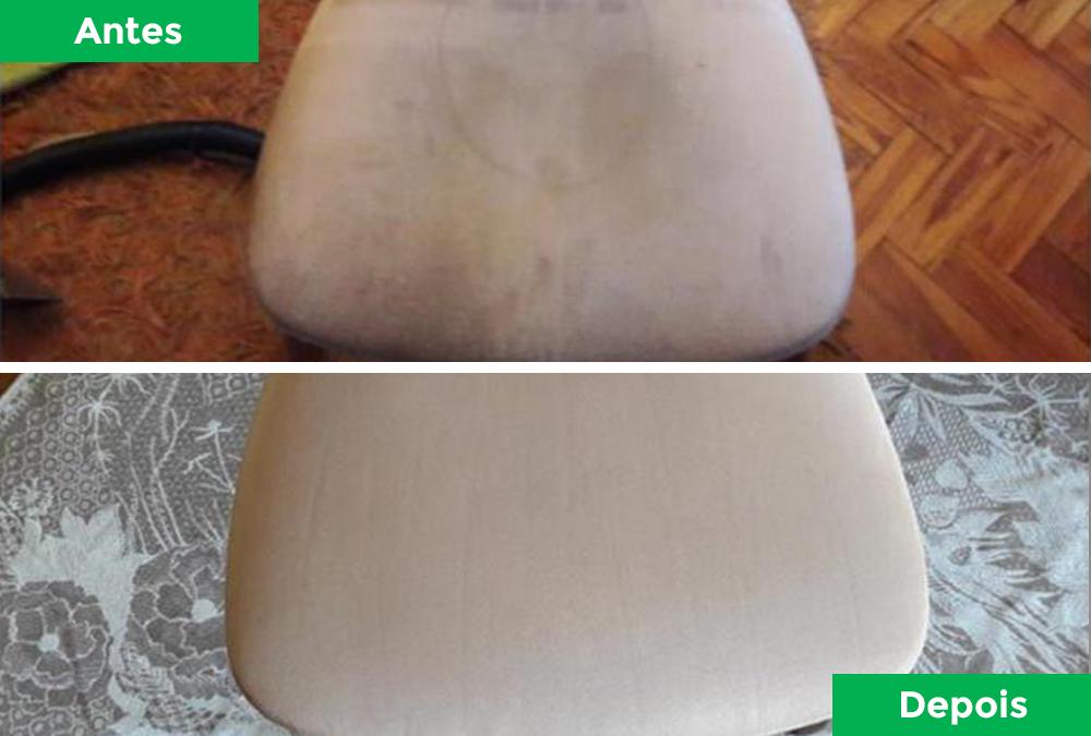 Limpeza de Cadeira